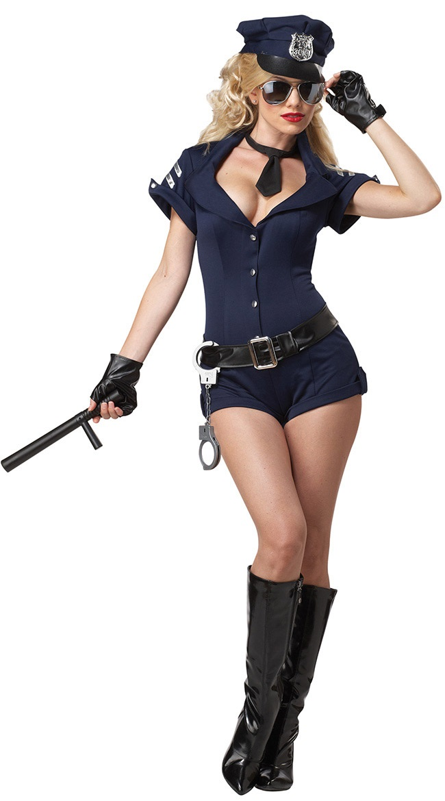police officer halloween costume women costume