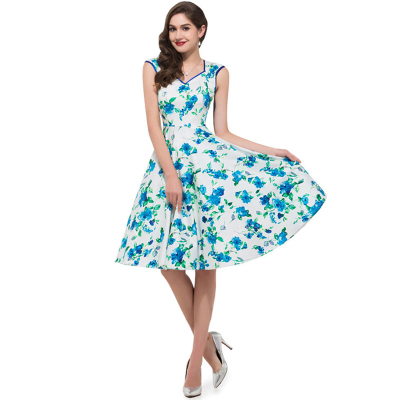 ML18826 Women Summer Hot Style Elegant Party Dresses