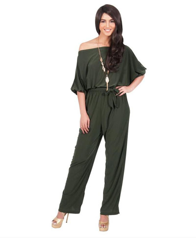 ML19097 Fashion Women Sexy Long Jumpsuit