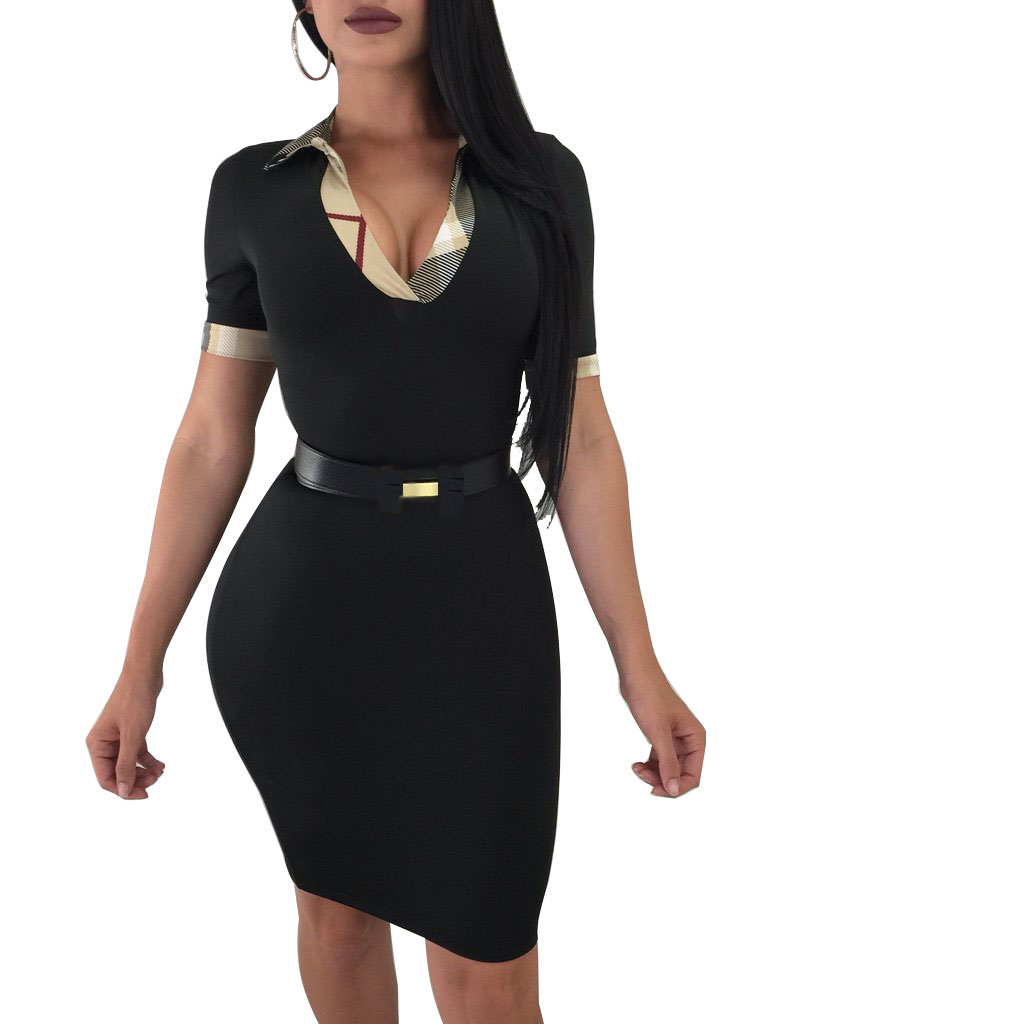 ML20928 Women Newly Office Party Dresses