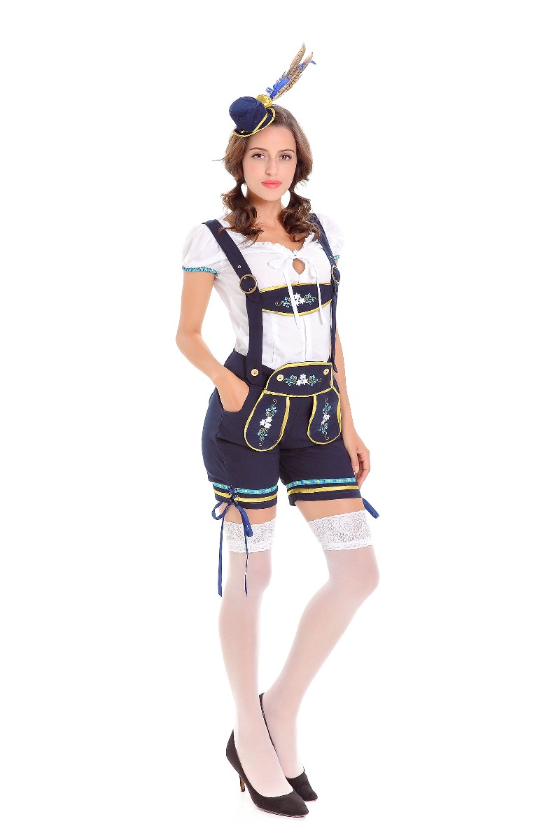 ML5572 Fashion Beer Girl Costumes