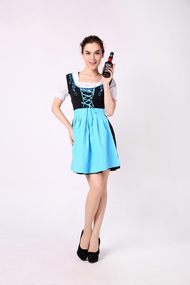 ML5483 Hot Style Lady Servant Dress Costume
