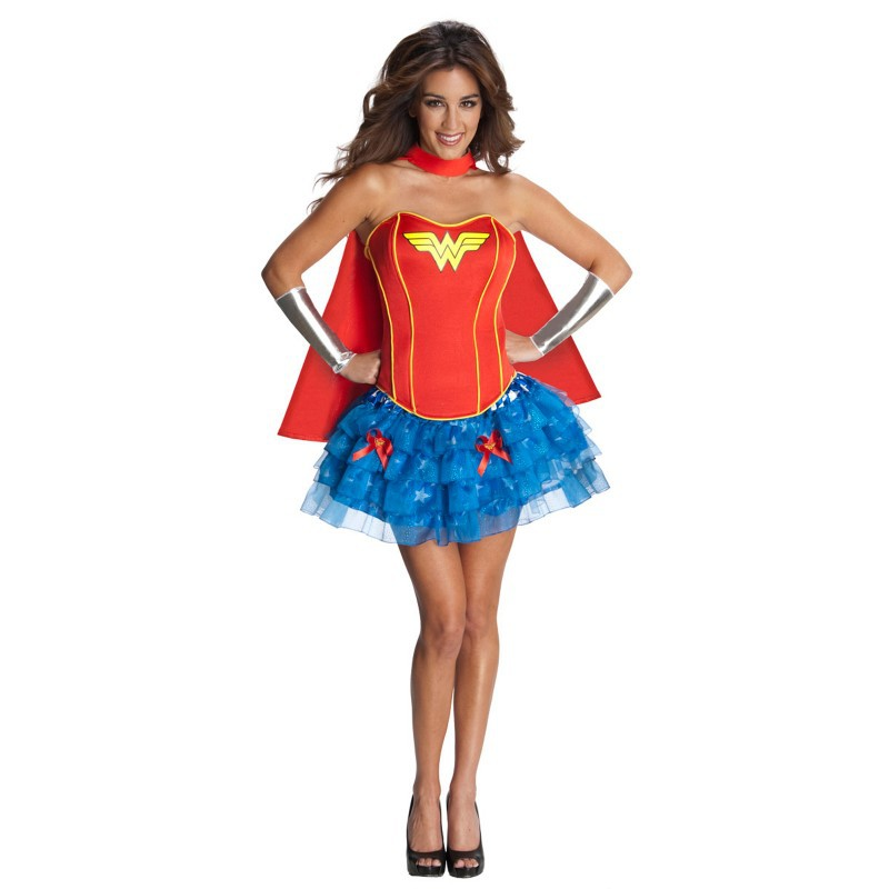 ML5484 Sexy New Arrival Super Girl Costume Dress