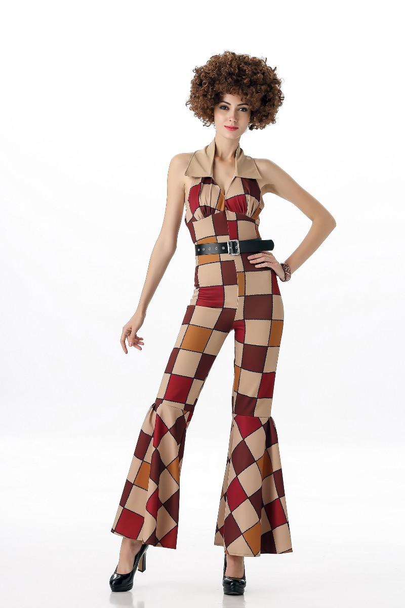 Vintage Disco Jumpsuit 79
