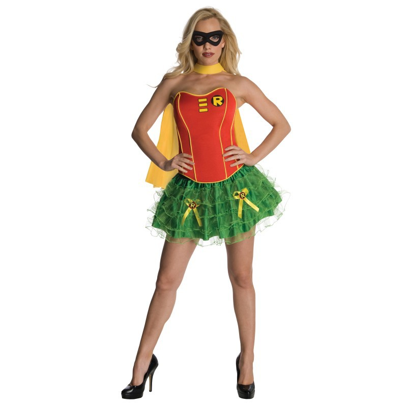 ML5498 Hot Style Lady Halloween Super Costume Dress
