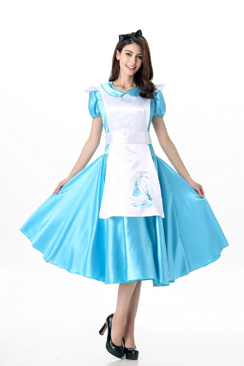 ML5553 Cute Girl Alice Costume