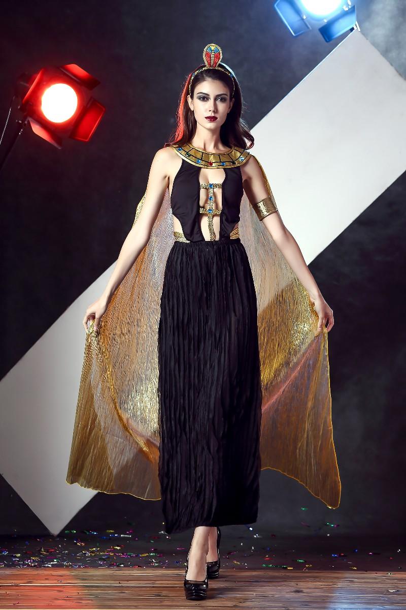 ML5554 Halloween Egypt Queen Costume