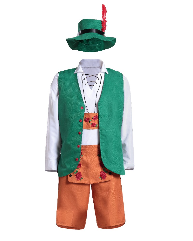 ML5587 Beer Boy Guys Halloween Cosplay Costume