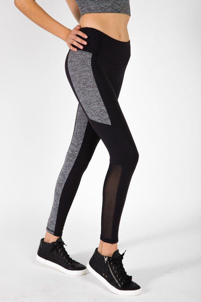 ML7701 Bandage Elegant Fashion Legging