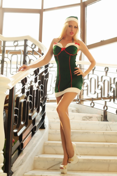 New Arrival ML8044 Sexy Christmas Elf Costume