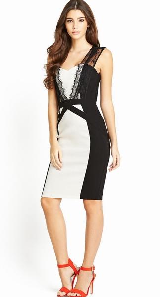 ML18110 Lace Back Sleeveless Maxi Dress