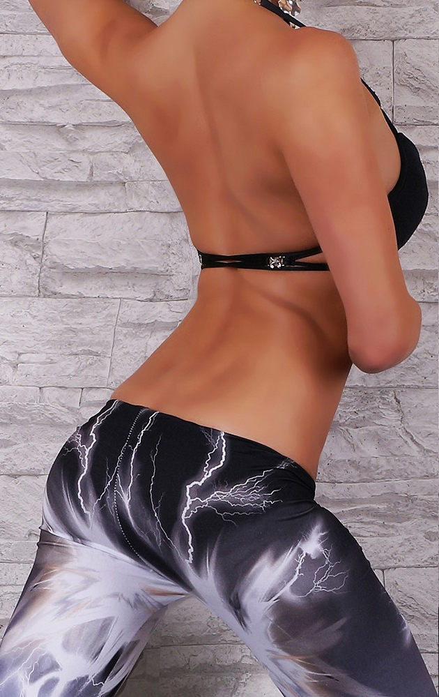 ML7637 2014 New Sexy Galaxy Leggings