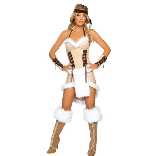 ML5233 Indian Maiden Costume