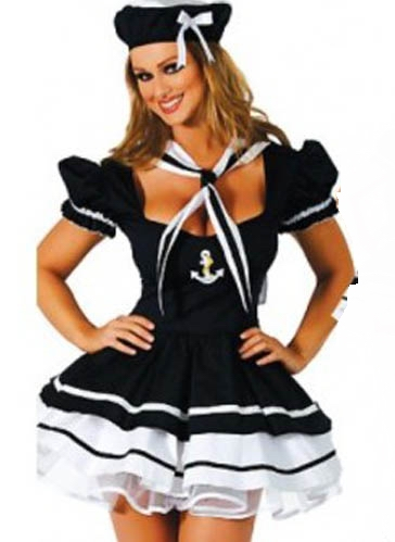 Hot selling Women Sailor Dress