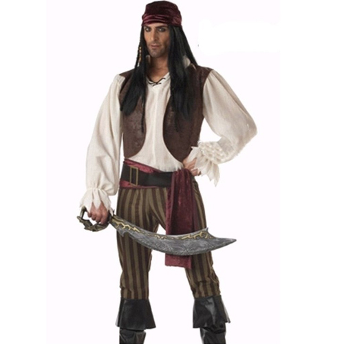 Best Men's Pirate Costume