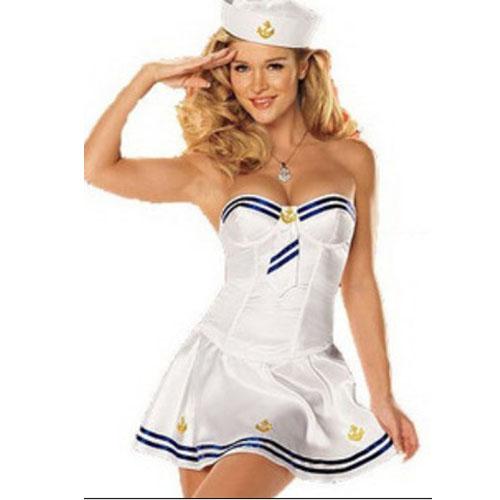 sexy ladies navy uniform