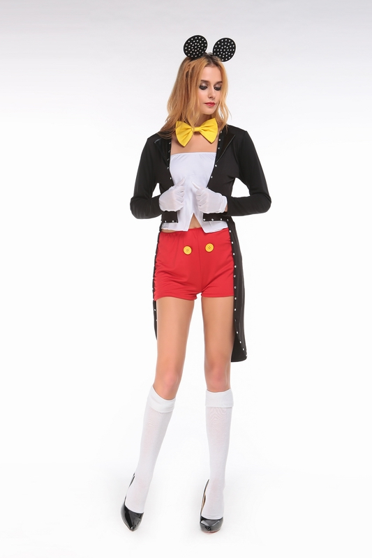 ML9045 New Arrival Mickey Mouse Halloween Costumes