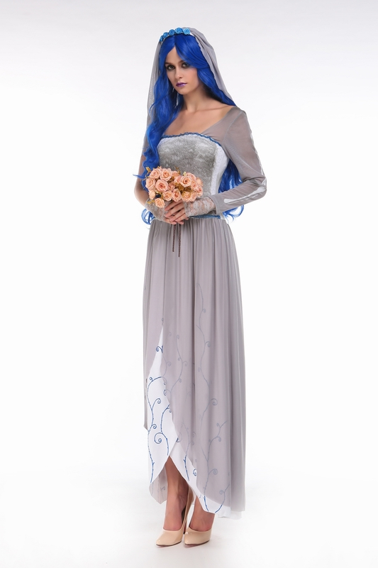 ML9048 Sexy Halloween Party Bridesmaid Costumes