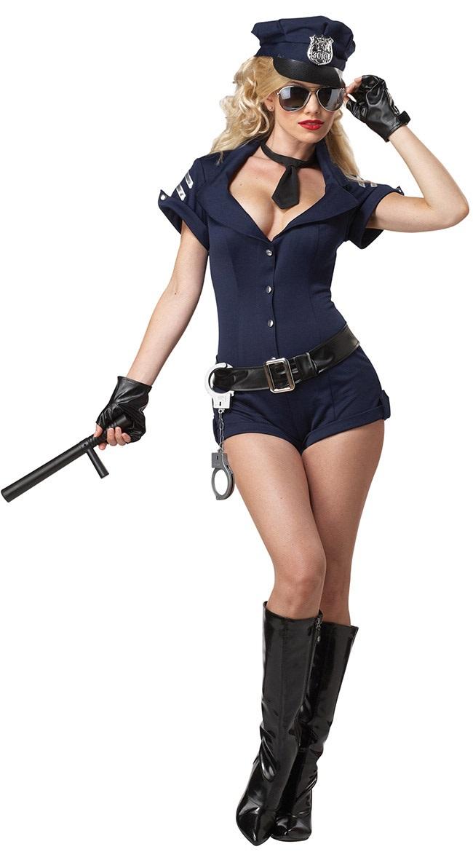 police officer halloween costume women costume