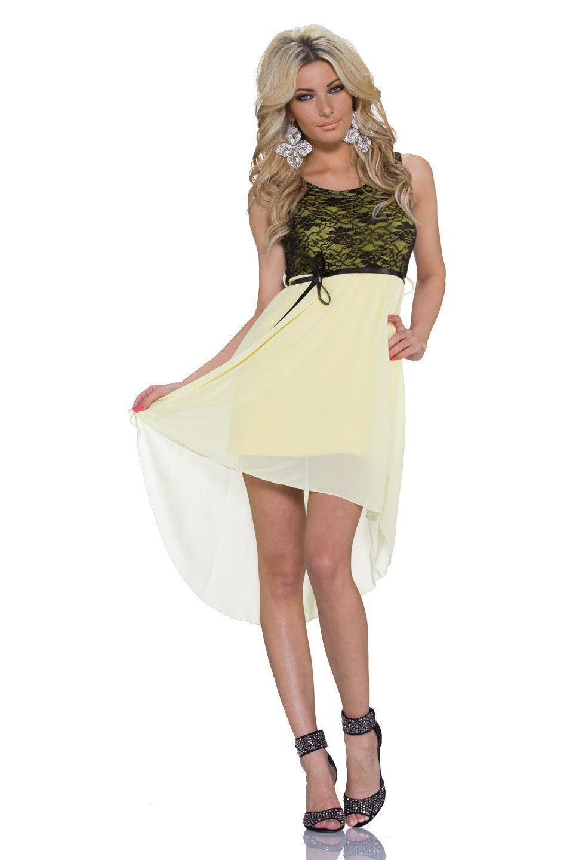 ML18526 Sexy Ladies Chiffon Mini Party Dress