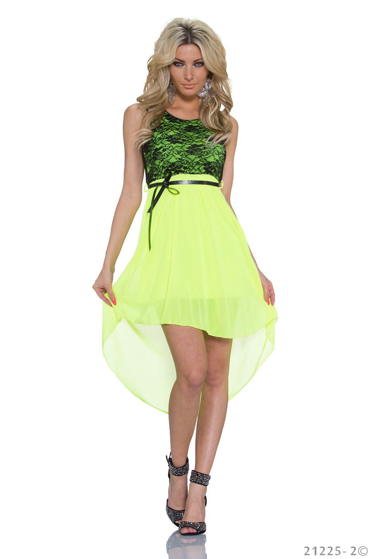 ML18528 Unique Design Pretty Ladies Chiffon Dresses