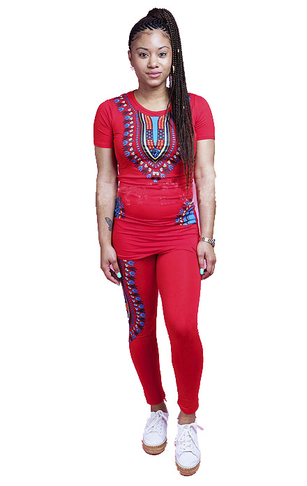 ML20028 Casual Tops And Pants