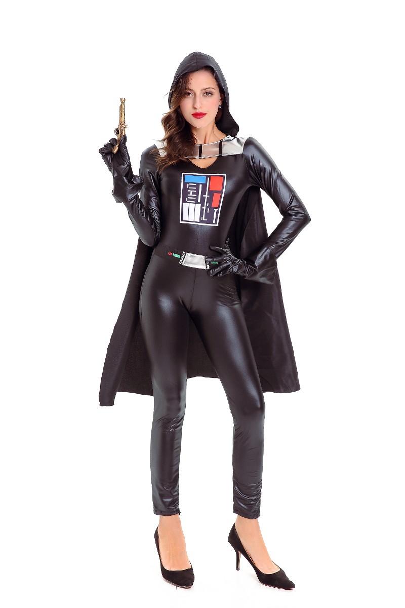 ML5590 Womens NHN Roleplay Halloween Costume
