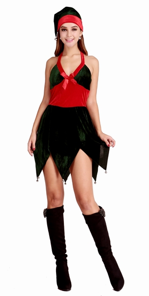 ML8069 Special Elf Skirt Christmas Costumes