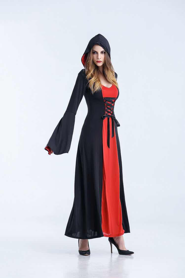 ML9053 Sexy Lady Halloween Jumpsuits Costume