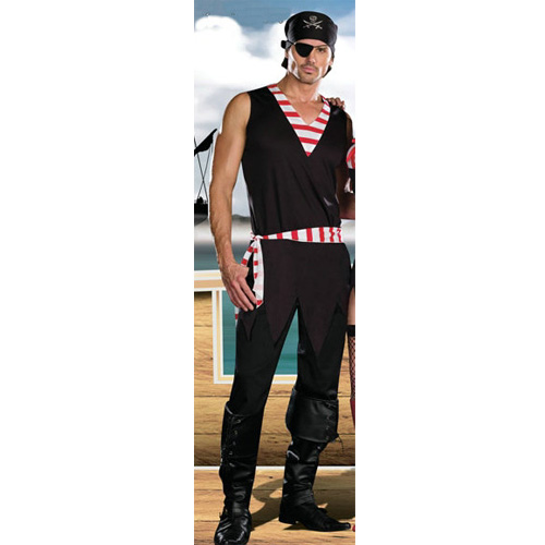 Sexy Ships Ahoy Costume for Men