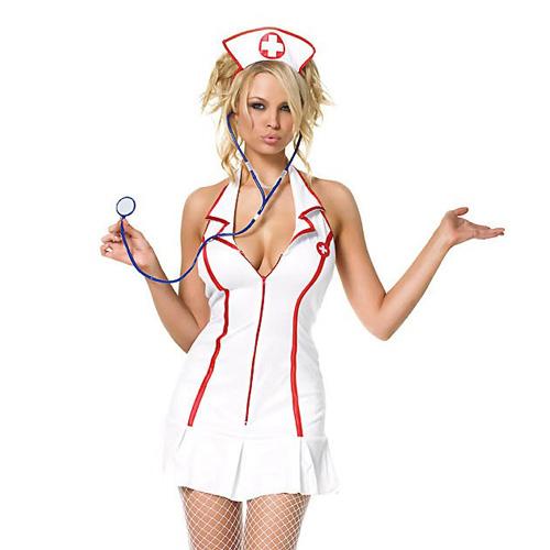 Adult Head Nurse Costume