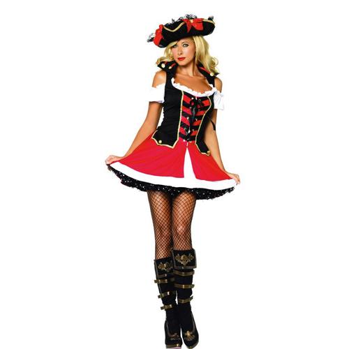 Aye Aye Admiral Pirate Costume