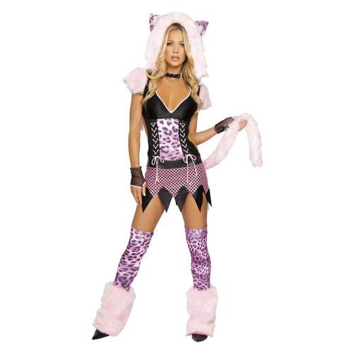 ML5244 Naughty Pussycat Costume