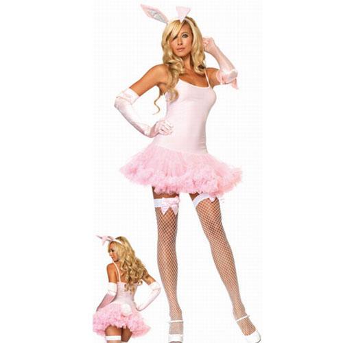 ML5257 Pink bunny costume