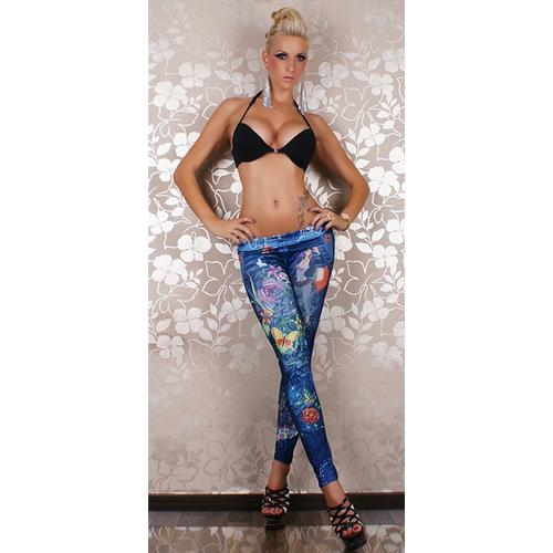 Women's Sexy Jeggings fashion pattern Party Leggings