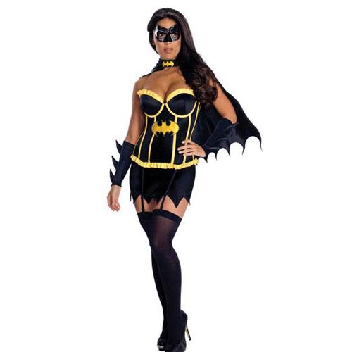 2014 New Arrival ML9014 Batgirl Costume